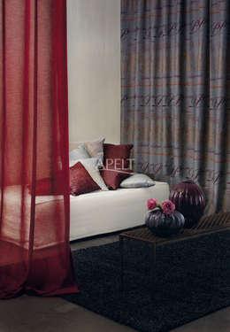 modern Bedroom by APELT STOFFE