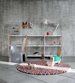 Muren & vloeren door Connox