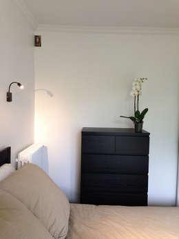 Appartement Marly-Le-Roi- Chambre après :  de style  par Nuance d'intérieur