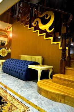 Mimar Melike Topal  – M&A Birer Evi_Alanya:  tarz İç Dekorasyon