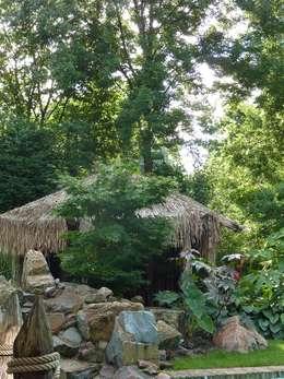 Tropische tuin: tropische Tuin door Koert Gardening