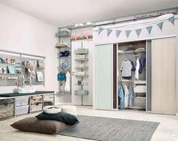غرفة الأطفال تنفيذ Elfa Deutschland GmbH