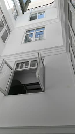 uPVC windows by Ahumada Construcciones y Rehabilitación S.L