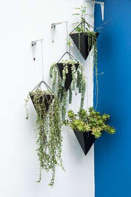 Balcon, Veranda & Terrasse de style de style eclectique par Ploka 8.7