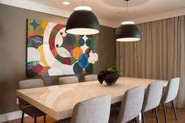 Jantar 2: Salas de jantar modernas por MONICA SPADA DURANTE ARQUITETURA