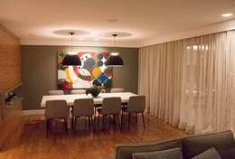 modern Dining room by MONICA SPADA DURANTE ARQUITETURA