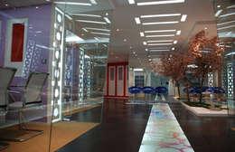 Ruang Kerja by DEYDIER WILFRID ARCHITECTURE