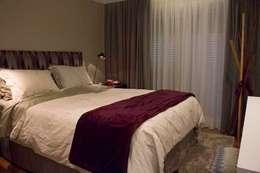 modern Bedroom by MONICA SPADA DURANTE ARQUITETURA