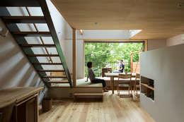 客廳 by 藤森大作建築設計事務所
