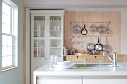 scandinavian Kitchen by dwarf
