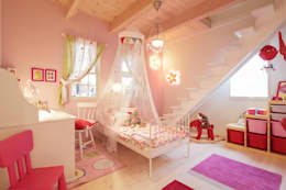 D`s HOUSE: dwarfが手掛けた子供部屋です。
