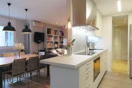 Cozinhas modernas por Brick construcció i disseny