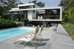 modern Pool by Maas Architecten