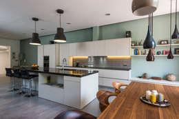 Projekty,  Kuchnia zaprojektowane przez Standal
