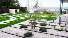 modern Garden by FABRICA DE ARQUITECTURA