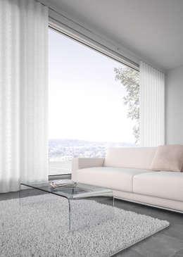 Projekty, nowoczesne Okna i drzwi zaprojektowane przez homify