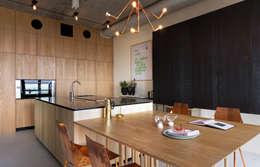 Projekty,  Kuchnia zaprojektowane przez Olga Akulova DESIGN