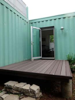 Terrazas de estilo  por Ecosa Institute