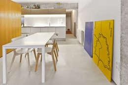 Comedores de estilo minimalista por keragres