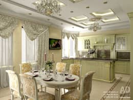 classic Dining room by Ad-home