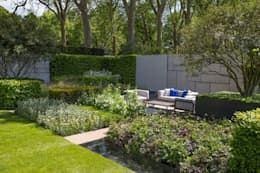 modern Garden by Paul Marie Creation
