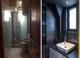 Salle de bain:  de style  par Créateurs d'interieur