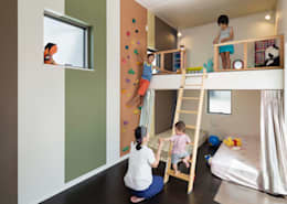 株式会社タバタ設計: asyatik tarz tarz Çocuk Odası