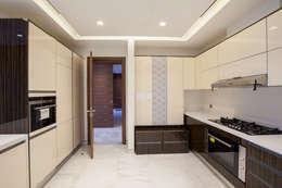 modern Kitchen by MOB