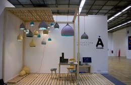 Лампы: Гостиная в . Автор – Avocadopapaer