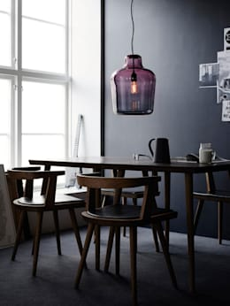 scandinavian Dining room تنفيذ Designort