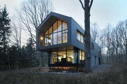 moderne Huizen door Luc Spits Architecture