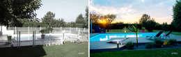 modern Pool by E/P DESIGN - Emilie Peyrille