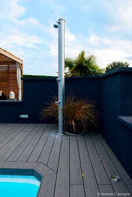 Terrasse von E/P DESIGN - Emilie Peyrille