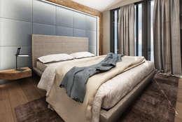 country Bedroom by Avogadri simone archi3d