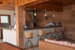 country Houses by Solange Figueiredo - ALLS Arquitetura e engenharia