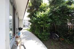 アトリエグローカル一級建築士事務所의  정원