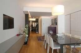 moderne Eetkamer door Giuseppe Rappa & Angelo M. Castiglione