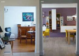 Salas de estilo moderno por UN AMOUR DE MAISON