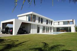 Ramirez Arquitectura:  tarz Villa