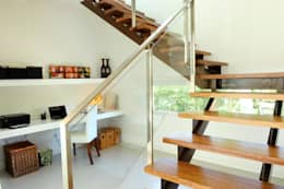 Ramirez Arquitectura:  tarz Koridor ve Hol