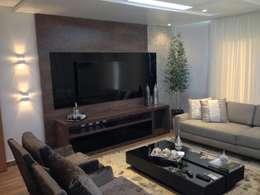 moderne wohnzimmer von gape arquitetos associados - Zeigt Euer Wohnzimmer