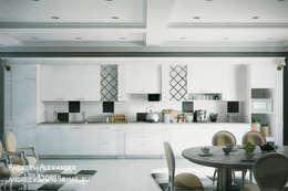 Кухня: Кухня в . Автор – Андреев Александр