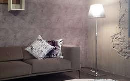 Salon de style de style Moderne par EgôSum