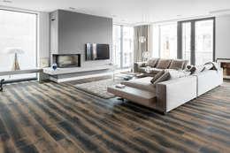 modern Houses by Dennebos Flooring BV