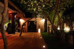 Projekty,  Ogród zaprojektowane przez PK AID
