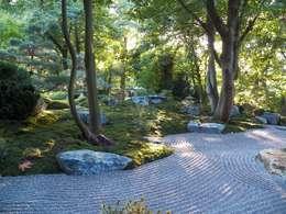 Japan Garten Seminar Oktober 2015: asiatischer Garten von Kokeniwa Japanische Gartengestaltung
