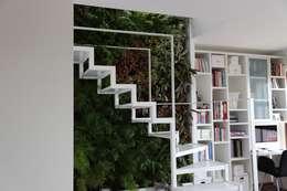 moderne Tuin door LC Vertical Gardens