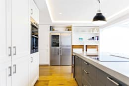 SE1 Extension: modern Kitchen by Designcubed