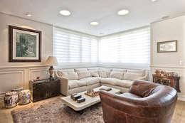 ESTAR SOCIAL: Salas de estar clássicas por UNION Architectural Concept