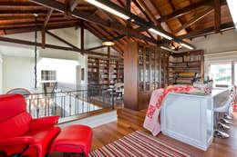 ห้องทำงาน/อ่านหนังสือ by UNION Architectural Concept